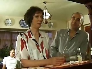 Crazy Amateur clip with Vintage, Gangbang scenes