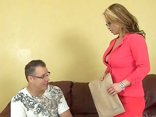 Asian milf from Donation Fund Mia Rider is fucked by one horny dude