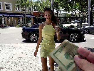 Charity attacked by a randy guy for a formidable sex session