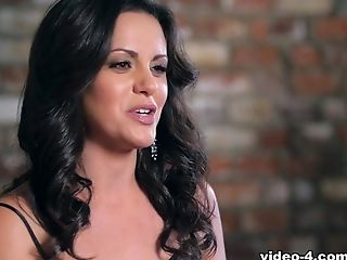 Fabulous pornstar Jelena Jensen in Crazy Interview, Big Tits adult scene