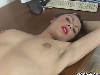 Incredible pornstar Roxanne Cox in Amazing Small Tits, MILF porn movie