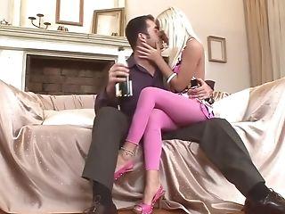 Hottest pornstar Jennifer Love in best cumshots, blowjob sex video
