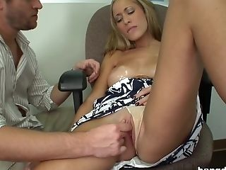 Laura Love's first scene