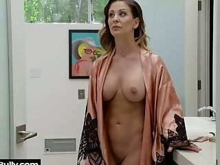 Now that's a woman that knows how to tame a big cock and she's so sexy