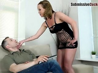 Russian diva in high heels being screwed hardcore in reality femdom porn