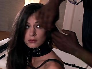 BDSM, Brunette, Fetish, Horny, Submissive, Zara Whites,