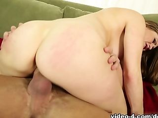 Incredible pornstars Allison Moore, Will Powers in Crazy Big Ass, Redhead xxx movie