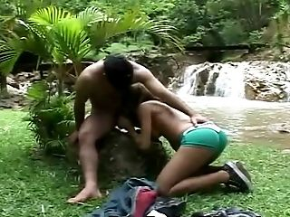 Exhibitionist, Nature, Shemale,