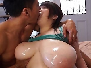 Shizuka Mizuguchi is a fat babe who wants to bend over for a rod