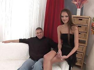 Horny pornstar Silvie Deluxe in hottest creampie, brazilian porn video