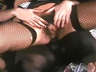 Vintage Orgy with French Busty Girls