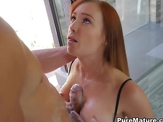 Hottest pornstar Dani Jensen in Crazy Redhead, Big Tits xxx movie