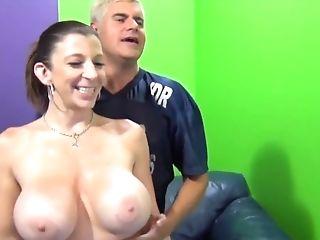 Incredible pornstar Sarah Jay in fabulous dildos/toys, facial xxx scene
